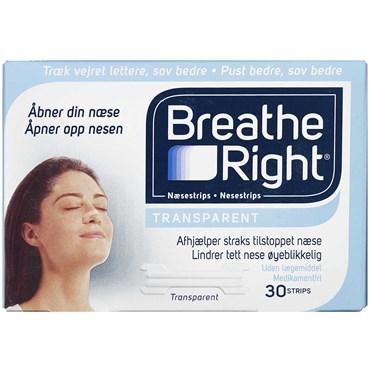 Breathe Right Naesestrips - Snorke plaster